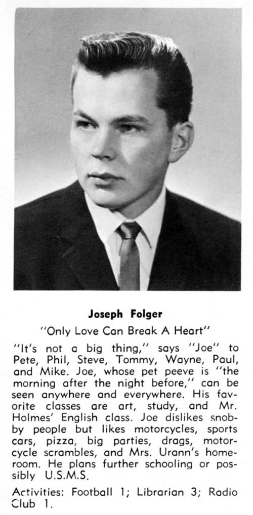 Peter Folger Plymouth high school - class 0f 1963 X Men Days Of Future Past Photos